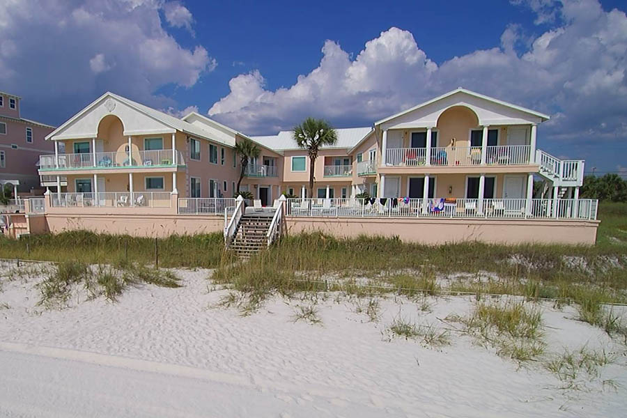 Laguna Beach Florida Map.Rates Pineapple Villas On Panaman City Beach Fl